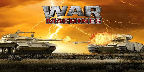 War Machines Triche Astuce Diamants et Pièces Illimite