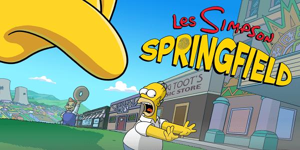 Les Simpsons Springfield Triche Astuce Donuts et Argent