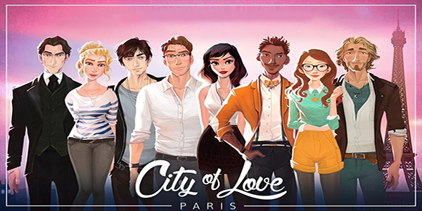City of Love Paris Astuce Triche Illimite Énergie Gratuit