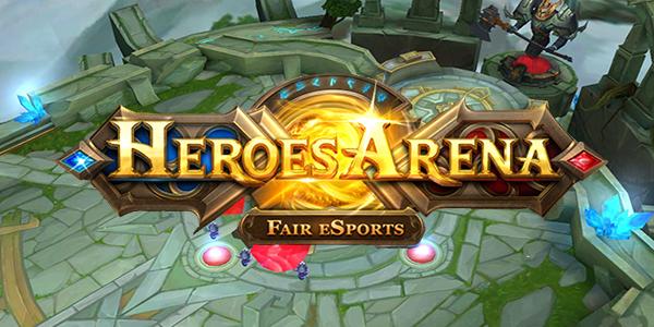 Heroes Arena Triche Astuce Diamants et Or Illimite