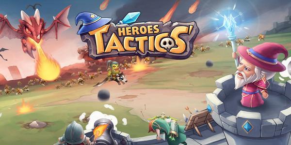 Heroes Tactics Triche Astuce Cristaux et Or Illimite Gratuit