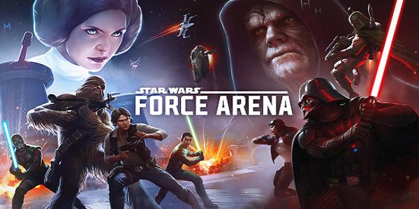 Star Wars Force Arena Astuce Triche Crédits et Cristaux