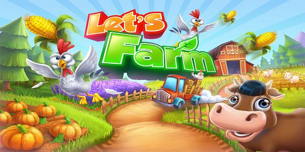 Let's Farm Triche Astuce Diamants et Pièces Illimite