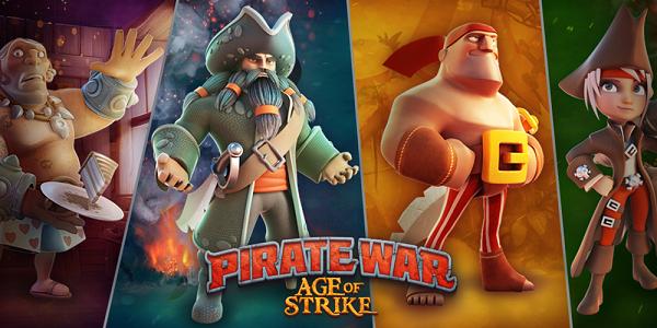 Pirate War Age of Strike Triche Astuce Gemmes et Or Illimite