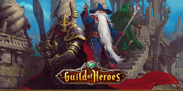 Guild of Heroes Astuce Triche En Ligne Diamants et Or Illimite