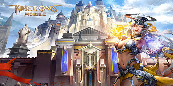 Kingdoms Mobile Total Clash Astuce Triche En Ligne Or