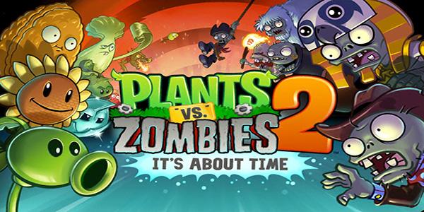 Plants vs Zombies 2 Astuce Triche En Ligne Gemmes,Pieces