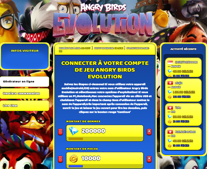 Angry Birds Evolution triche, Angry Birds Evolution triche en ligne, Angry Birds Evolution triche android, Angry Birds Evolution triche Gemmes et Pieces gratuit, Angry Birds Evolution triche illimite Gemmes et Pieces, Angry Birds Evolution triche ios, Angry Birds Evolution triche ipad, Angry Birds Evolution triche iphone, Angry Birds Evolution gratuit Gemmes et Pieces, Angry Birds Evolution triche samsung galaxy, Angry Birds Evolution triche telecharger, Angry Birds Evolution tricher, Angry Birds Evolution tricheu, Angry Birds Evolution tricheur, triche Angry Birds Evolution, code de triche Angry Birds Evolution, Angry Birds Evolution astuce, Angry Birds Evolution astuce en ligne, Angry Birds Evolution astuce android, Angry Birds Evolution astuce gratuit, Angry Birds Evolution astuce ios, Angry Birds Evolution astuce iphone, Angry Birds Evolution astuce telecharger, Angry Birds Evolution astuces, Angry Birds Evolution astuces gratuit, Angry Birds Evolution astuces android, Angry Birds Evolution astuces ios,, Angry Birds Evolution astuces telecharger, Angry Birds Evolution astuce Gemmes et Pieces, Angry Birds Evolution cheat, Angry Birds Evolution cheats, Angry Birds Evolution cheat Gemmes et Pieces, Angry Birds Evolution cheat gratuit, Angry Birds Evolution cheat iphone, Angry Birds Evolution cheat telecharger, Angry Birds Evolution hack online, Angry Birds Evolution hack generator, Angry Birds Evolution hack android, Angry Birds Evolution hack Gemmes et Pieces, Angry Birds Evolution illimité Gemmes et Pieces, Angry Birds Evolution mod apk, Angry Birds Evolution mod apk Gemmes et Pieces, Angry Birds Evolution mod apk android, Angry Birds Evolution outil, Angry Birds Evolution outil de piratage, Angry Birds Evolution pirater, Angry Birds Evolution pirater en ligne, Angry Birds Evolution pirater android, Angry Birds Evolution pirater Gemmes et Pieces, Angry Birds Evolution pirater gratuit, Angry Birds Evolution pirater ios, Angry Birds Evolution pirater iphone, Angry 