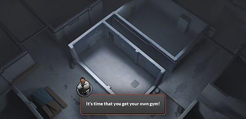 First gym