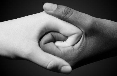 photos de mains noir et blanc gallery