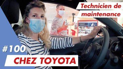Toyota embauche des techniciens de maintenance à Valenciennes