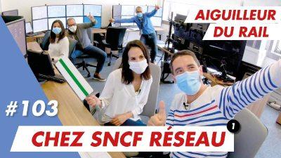 SNCF Réseau recrute des aiguilleur.e.s du rail !