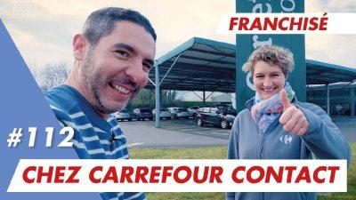 Carrefour Contact recrute : je deviens franchisé comme Séverine