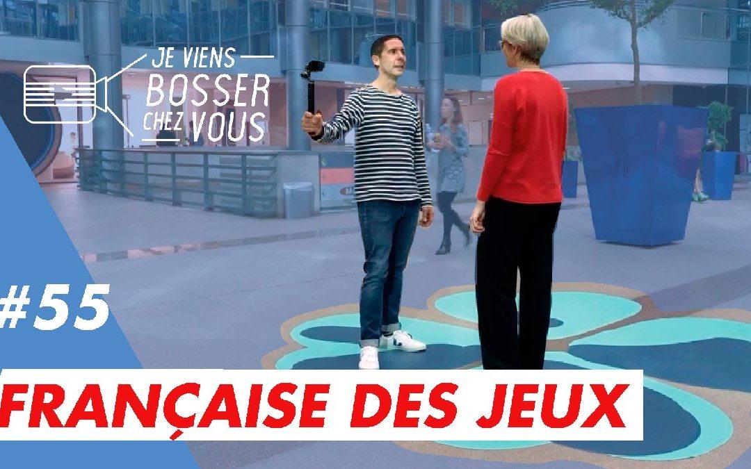 En immersion à la Française des Jeux FDJ pour son réseau À Elles de Jouer