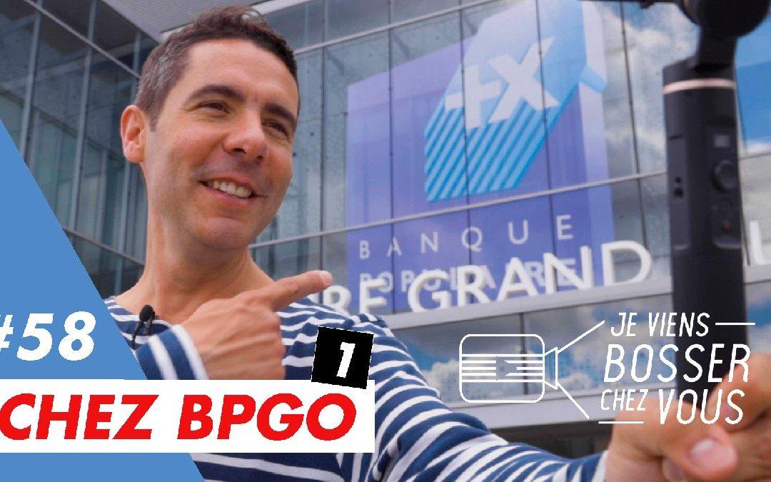 Ma première expérience dans une banque coopérative chez BPGO