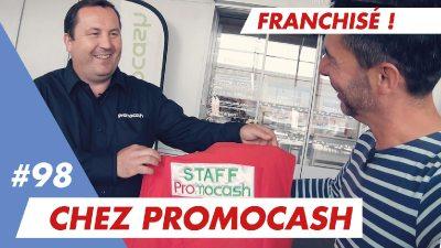 Et si tu devenais franchisé comme François chez Promocash à Nantes ?