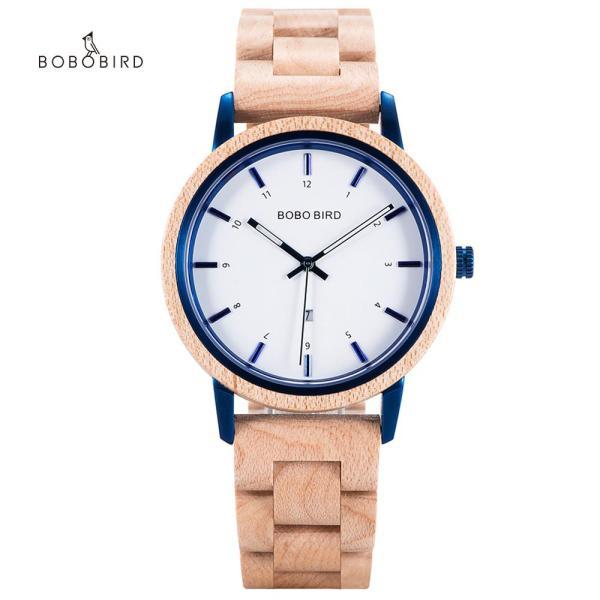 Fashion Wood Ladies Watch Wristwatches Female