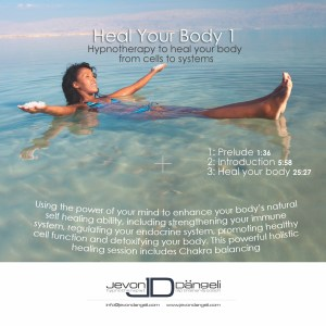 Heal Your Body audio-programme