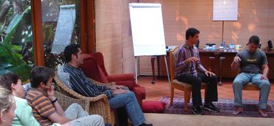 Hypnotherapy Training with Jevon Dängeli