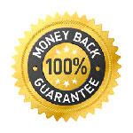 CUSTOMER SATISFACTION MONEY BACK GUARANTEE