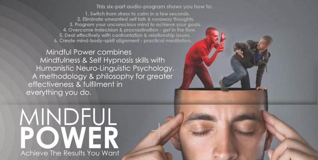 Mindful Power Audio Programme - CD