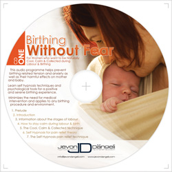 Birthing Without Fear (MP3s)