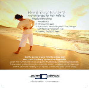 Heal Your Body. Pain relief using NLP & Hypnotherapy