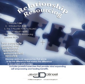Relationship Resourcing