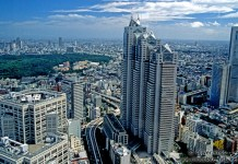 Tokyo City Today