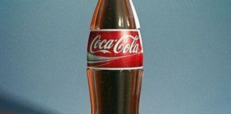 Soda ya coca cola