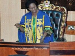 Anna Makinda - Bunge Lapitisha Sheria Ya Mifuko Ya Hifadhi Ya Jamii Ya 2012
