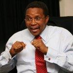 Jakaya Kikwete na Ngumi