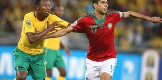 South Africa vs Morocco Afcon 2013
