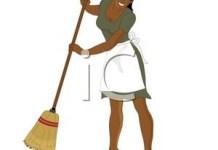 Housegirl na mama mwenye nyumba