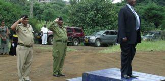 Magesa Mulongo na Jeshi la Polisi Arusha