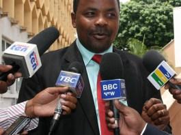Mh Godbless Lema Mbunge wa Arusha