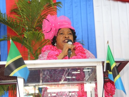 Mchungaji Getrude Rwakatare Atengwa