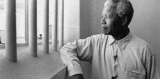 Nelson Mandela Revisited the Prison