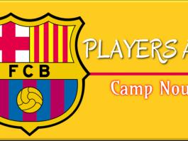 Barcelona Banner and Logo