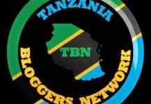 Tanzania Blogger Network Logo