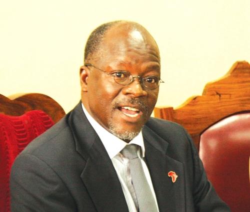 Dk. John Pombe Joseph Magufuli-Mogombe Urais CCM 2015
