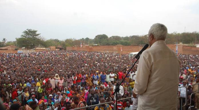 Edward Lowassa Kigoma Septemba 4 2015