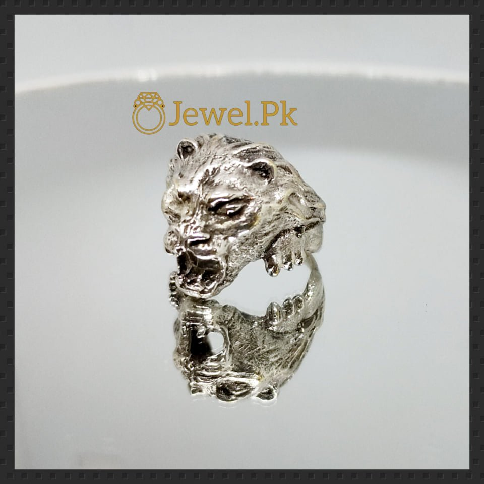 The Lion Silver 925 Ring
