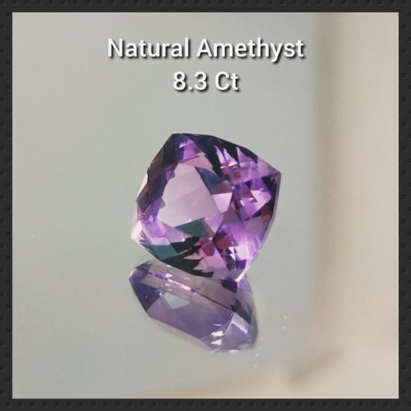 Natural Amethyst Purple Color - Buy Natural Gemstones online in Pakistan
