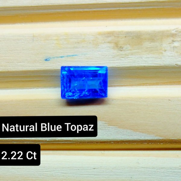 Natural Blue Topaz Buy online in Pakistan