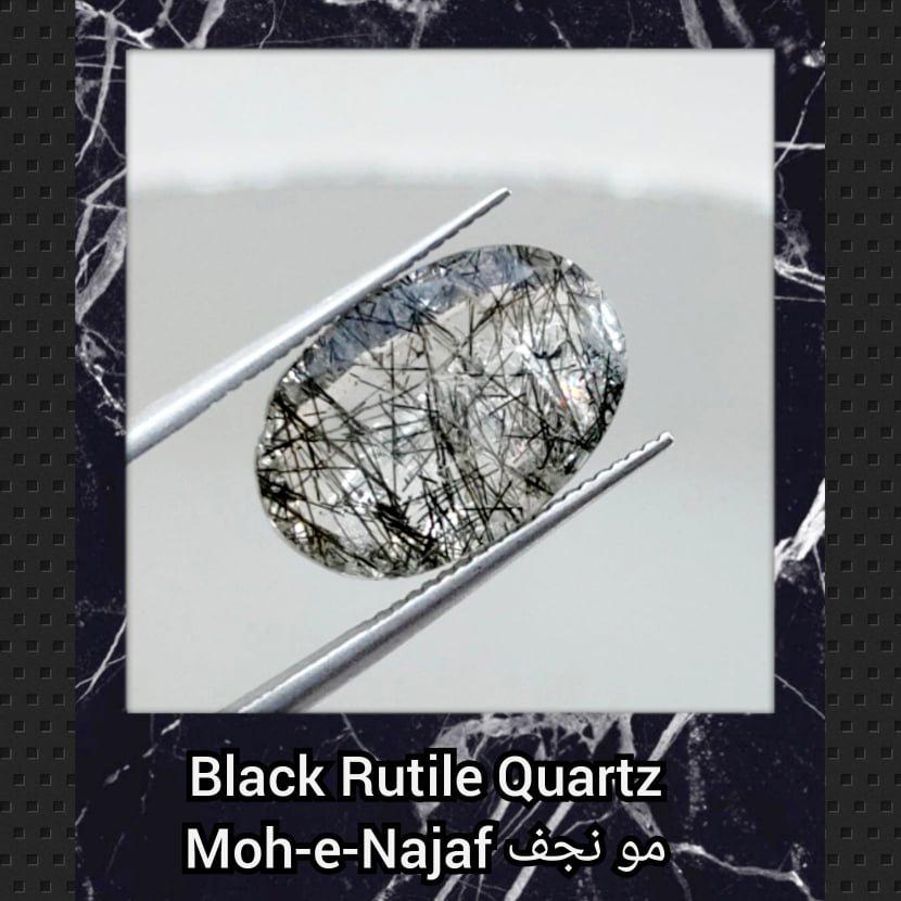 Moh e Najaf - Buy Black Rutile Quartz online in pakistan