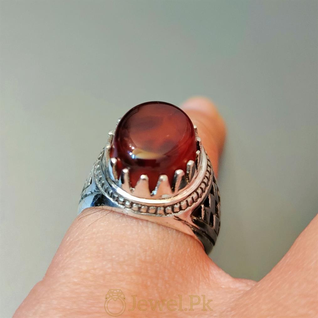 Natural Yemeni Aqeeq Agate From Yemen 9 natural gemstones pakistan + 925 silver jewelry online