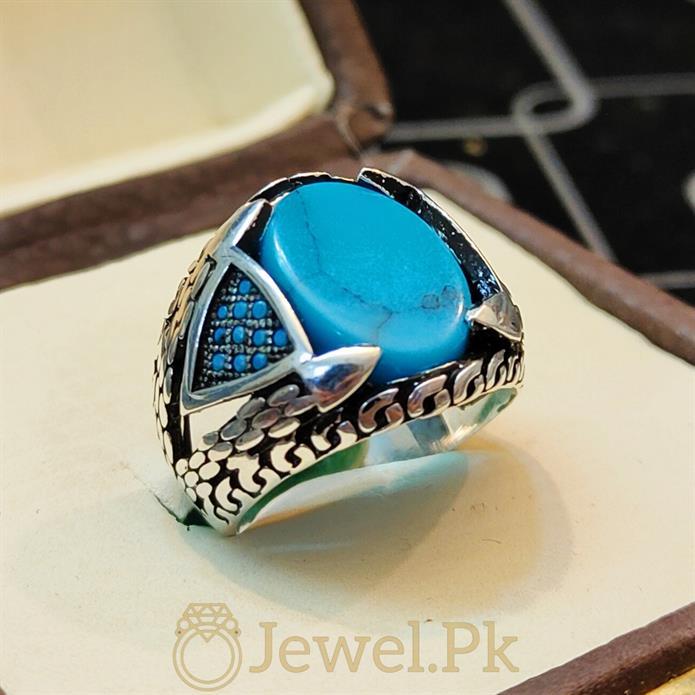 Turkish Rings 925 Silver in Pakistan