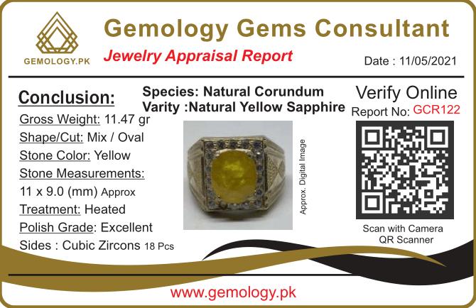 GCR122 1 natural gemstones pakistan + 925 silver jewelry online