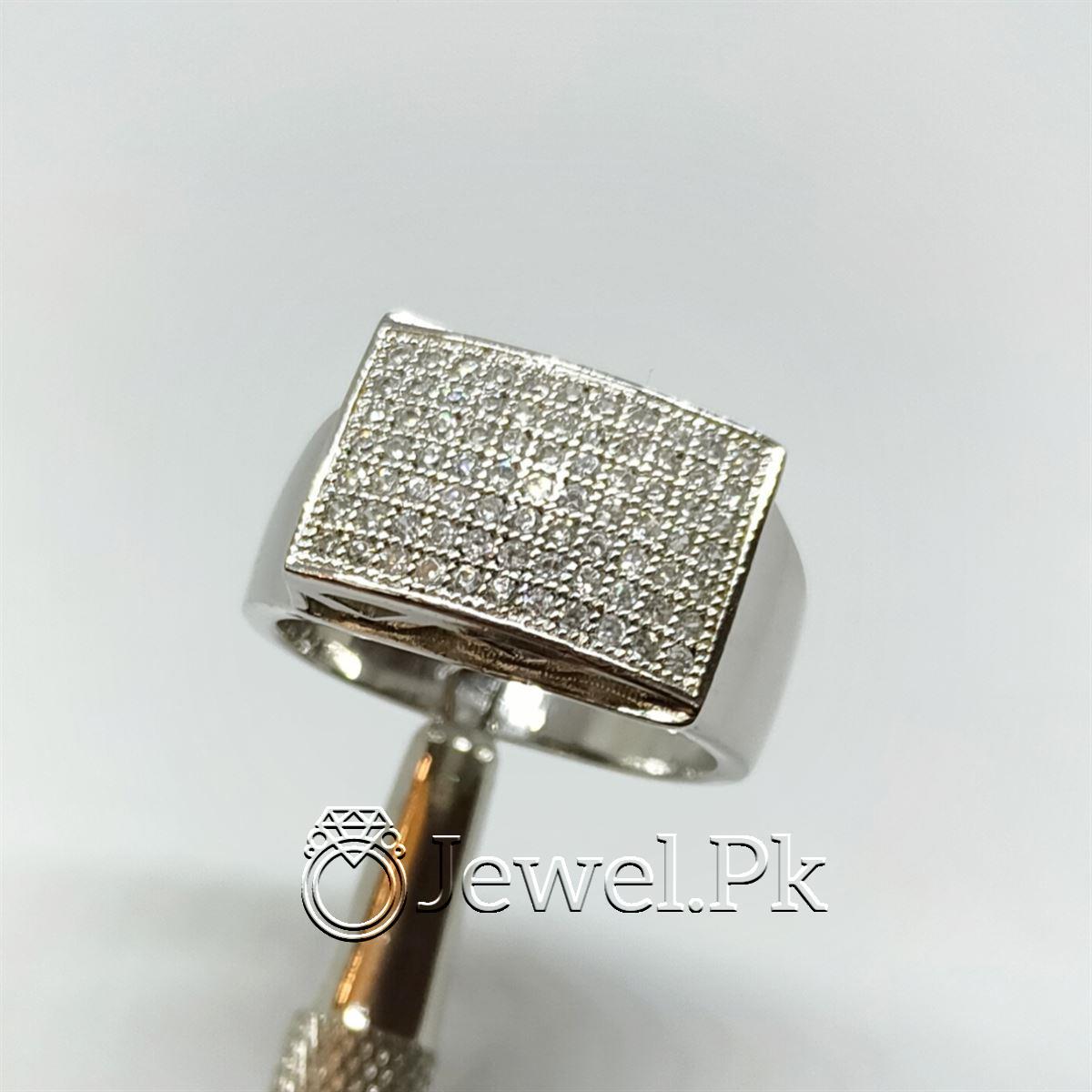 Italian Silver Ring for Men